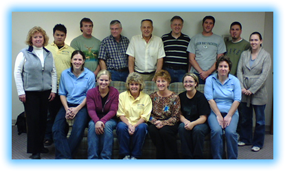 La Plant Dental Laboratory Group Photo